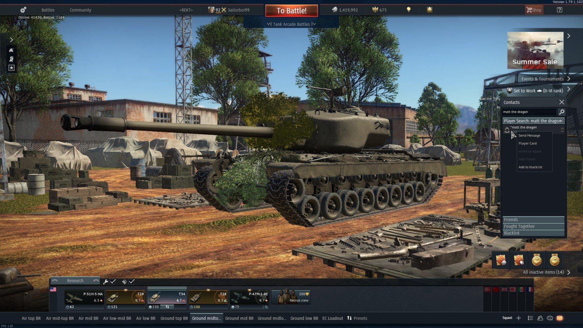 War Thunder Pc Account On Xbox