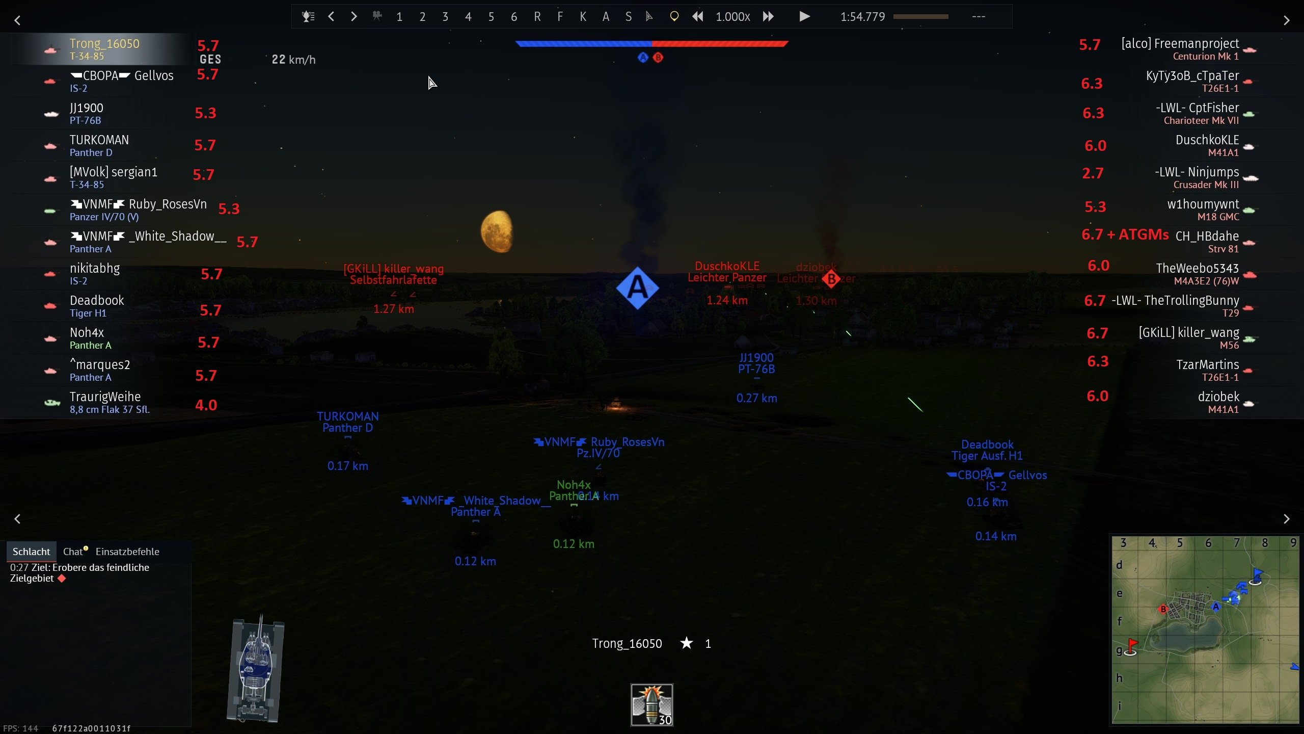 Matchmaking thread discussion Lightweight Matchmaking