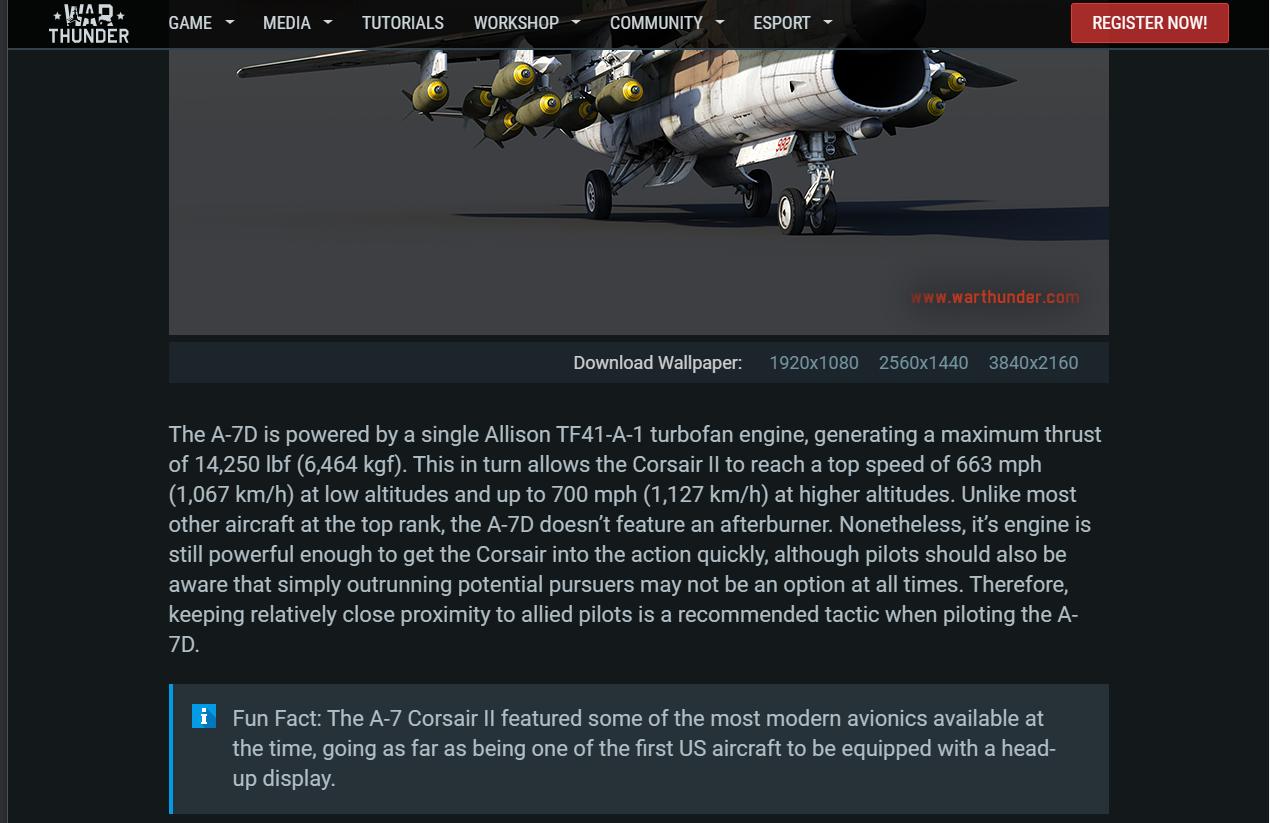 A7d War Thunder